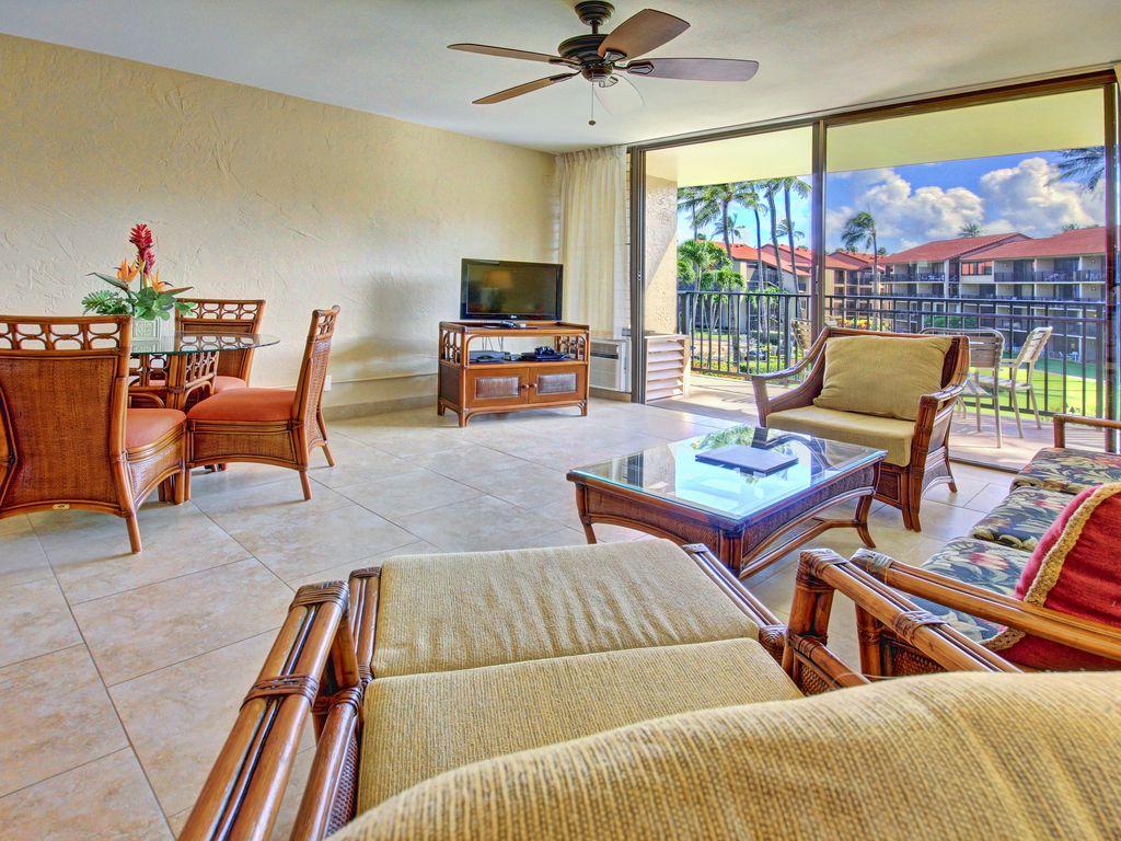 E310 Papakea Resort Maui 1 Bedroom Condo On 3rd Floor
