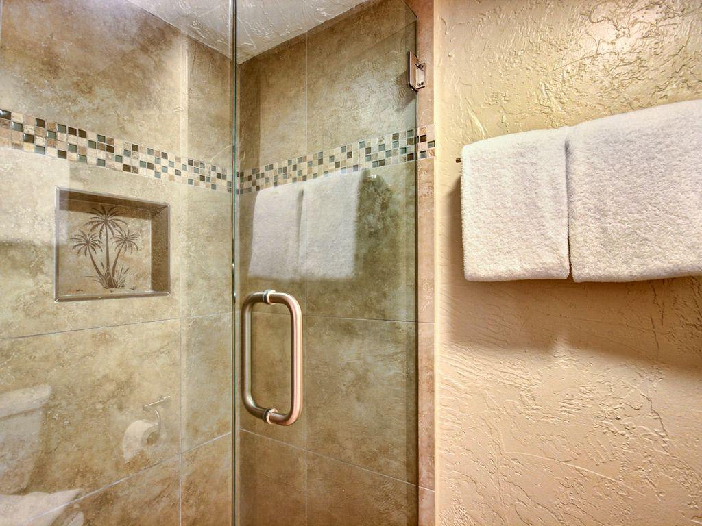 Shower - All Granite