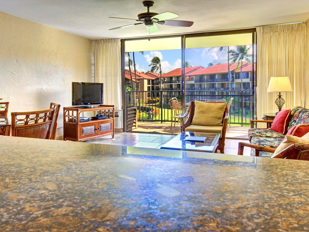 E310 Papakea Resort Maui 1 Bedroom Condo On 3rd Floor Maui Papakea Resort Book Best